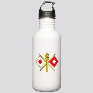 Signal Branch Insignia Stainless Water Bottle 1.0L
