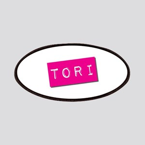 Tori Punchtape Patches