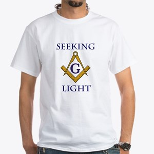 Light White T-Shirt
