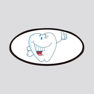 Funny Dentist Dental Hygienist Patches