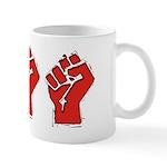Raised Fist Mug