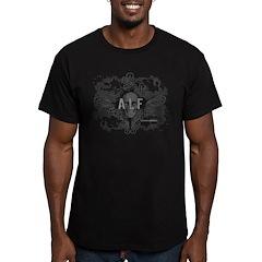 ALF 08 - Men's Fitted T-Shirt (dark)