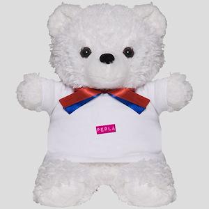 Perla Punchtape Teddy Bear