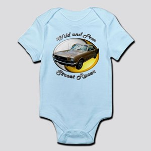 Classic Ford Mustang Infant Bodysuit