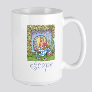 """Escape"" - Large Mug"