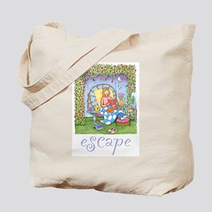 """Escape"" - Tote Bag"