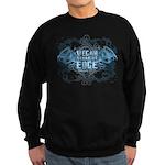 Vegan Straight Edge 01 Sweatshirt (dark)