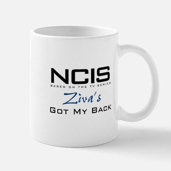 NCIS Ziva's Got My Back Mug