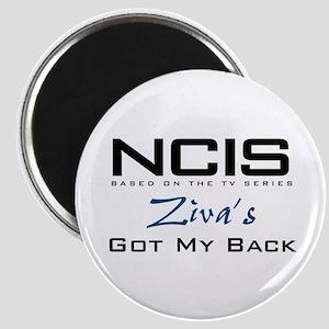 NCIS Ziva's Got My Back Magnet