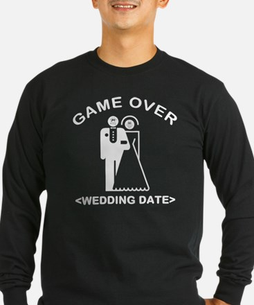 Game Over (Your Wedding Date) T