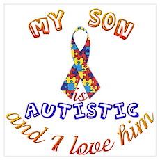 Autistic Son Poster