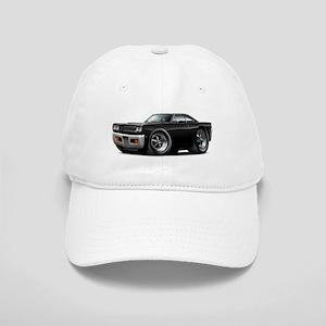 1968 Roadrunner Black Car Cap