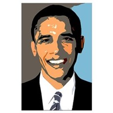 Rock Barack Poster