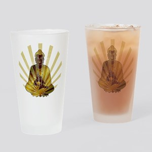 Riyah-Li Designs Vintage Buddha Drinking Glass