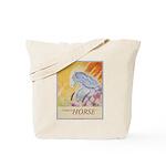 """I Dream in Horse"" (TM) Tote Bag"
