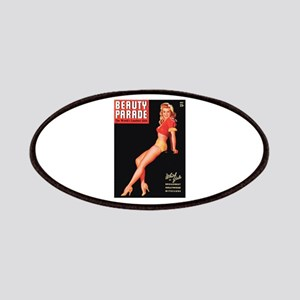 Beauty Parade Vintage Leggy Pin Up Patches