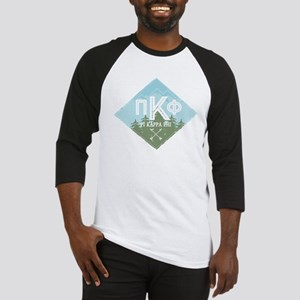 Pi Kappa Phi Mountains Baseball Tee
