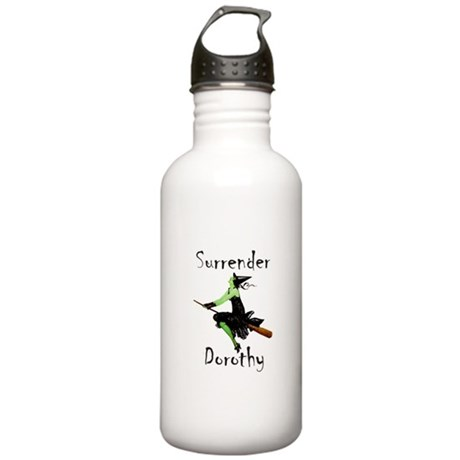 Surrender Dorothy Stainless Water Bottle 1.0L