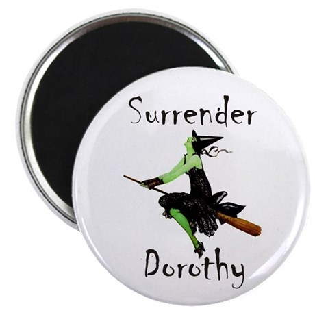 "Surrender Dorothy 2.25"" Magnet (100 pack)"