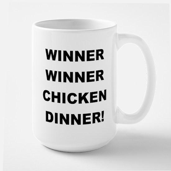 WINNER Large Mug