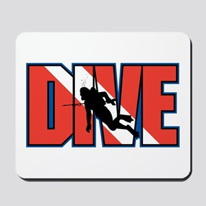 Dive Mousepad