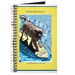 """""""Surfing Dog"""" Journal"""