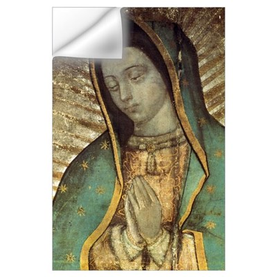 Our Lady of Guadalupe Wall Decal