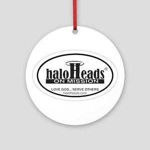 HaloHeads Ornament (Round)