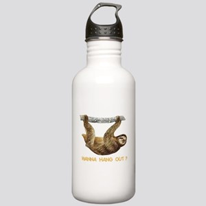 WANNA HANG OUT? Stainless Water Bottle 1.0L