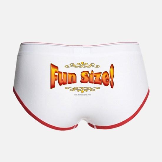 Fun Size... Women's Boy Brief
