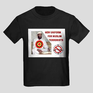 TARGET PRACTICE Kids Dark T-Shirt