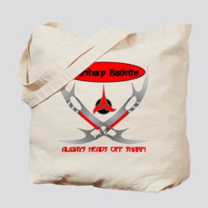 Klingon by Choice Tote Bag