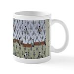 Raining Penguins Mug
