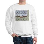 Raining Penguins Sweatshirt