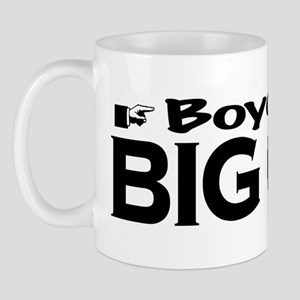 Boycott Big Oil Mug