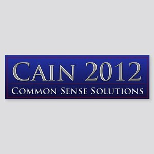Herman Cain for President 2012 - Sticker (Bumper)