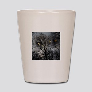 Enchanted forest 1 Shot Glass