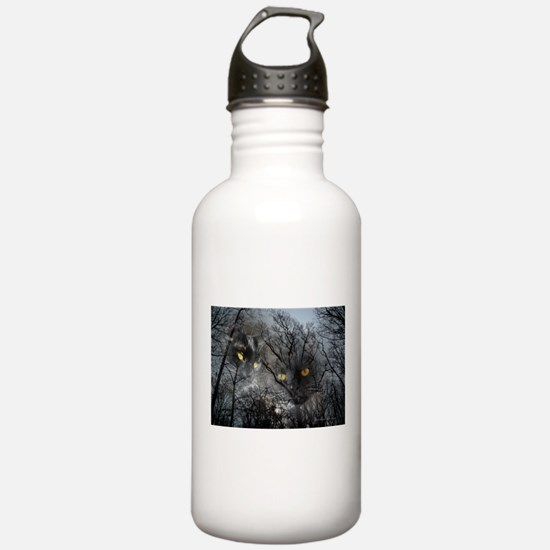 Enchanted forest 1 Water Bottle