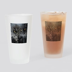 Enchanted forest 1 Drinking Glass