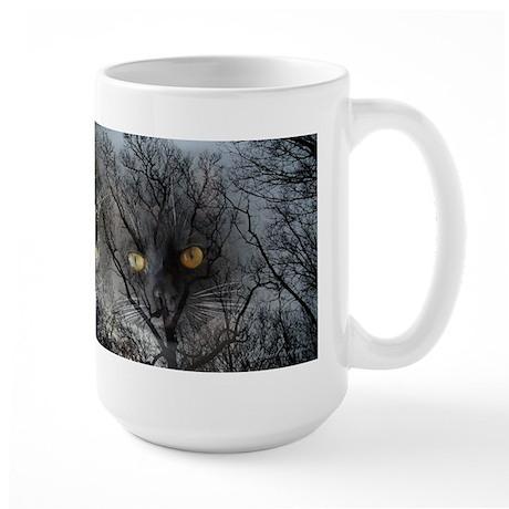 Enchanted forest 1 Large Mug