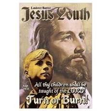 JESUS YOUTH Canvas Art