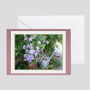 Elements of Life Greeting Card