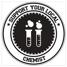 Support Chemist Poster