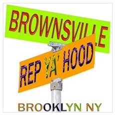 REP BROWNSVILLE Poster