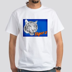 Go Tigers! White T-Shirt