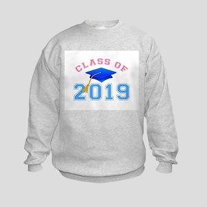 Class of 2019 Kids Sweatshirt