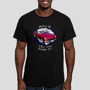MGB Men's Fitted T-Shirt (dark)