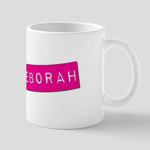 Deborah Punchtape Mug