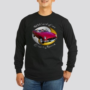 MGB Long Sleeve Dark T-Shirt