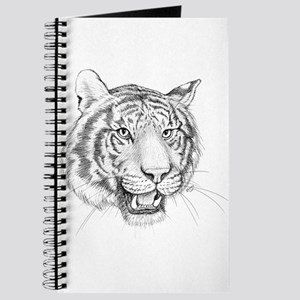 Tiger Art Journal